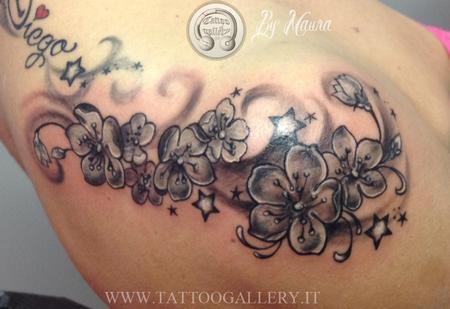 Tattoos - Ciliegispalla - 101156