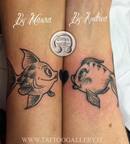 Tattoos - fish - 111407