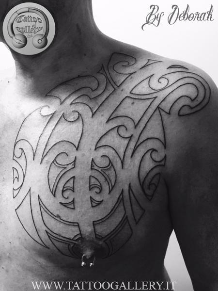Tattoos - Maori - 115581