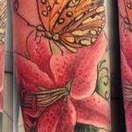 Lilium Tattoo Design Thumbnail