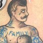 Boxeur Tattoo Design Thumbnail
