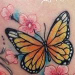 butterfly  Tattoo Design Thumbnail