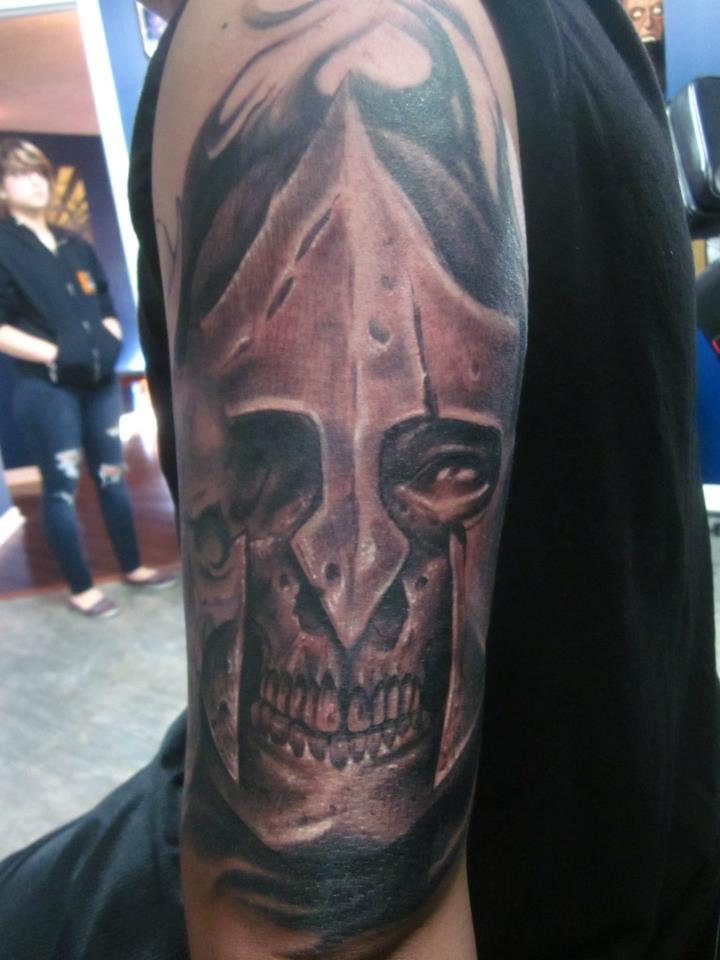 Tattoos - spartan - 66629