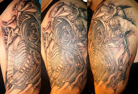 Tattoos - Iron Man Will - 77247
