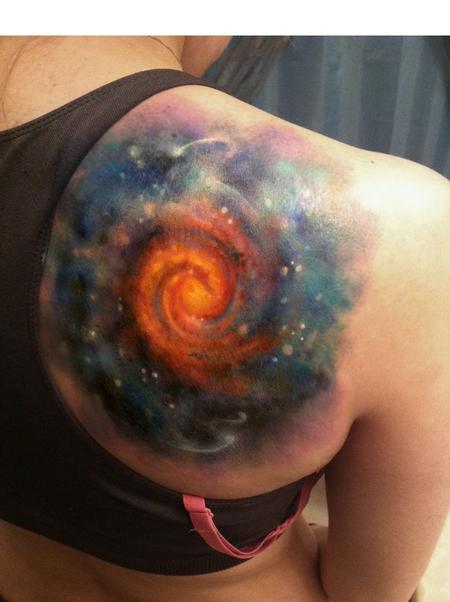 Brian Murphy - Space tattoo