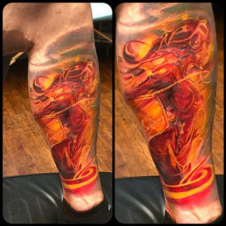 Abstract figure  Tattoo Design Thumbnail