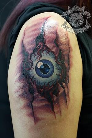 image keyword galleries evil tattoos realistic tattoos custom tattoos