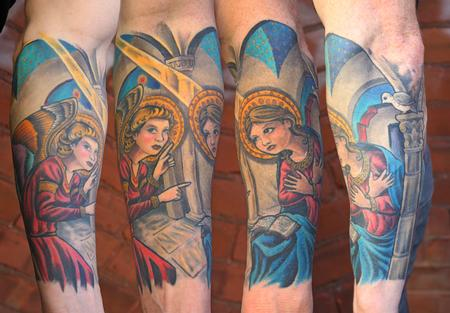 Tattoos - Annunciation - 82467