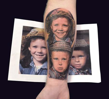 Tattoos - Portrait Tattoo - 101744