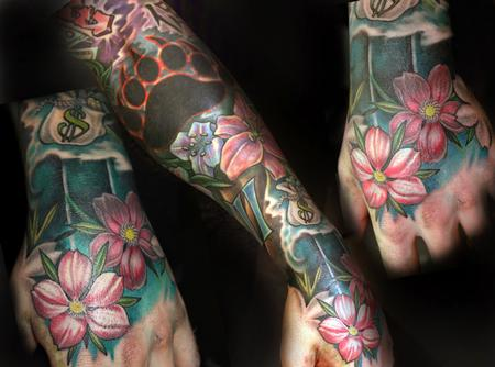 Tattoos - Cassius' Arm - 114468