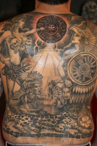 Tony Adamson - Aztec