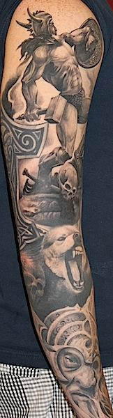 Tattoos - Norse Mythology - 68518