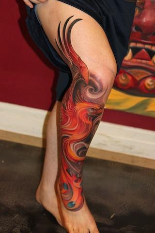 Tony Adamson - Phoenix