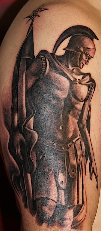 St. Florian : Tattoos :