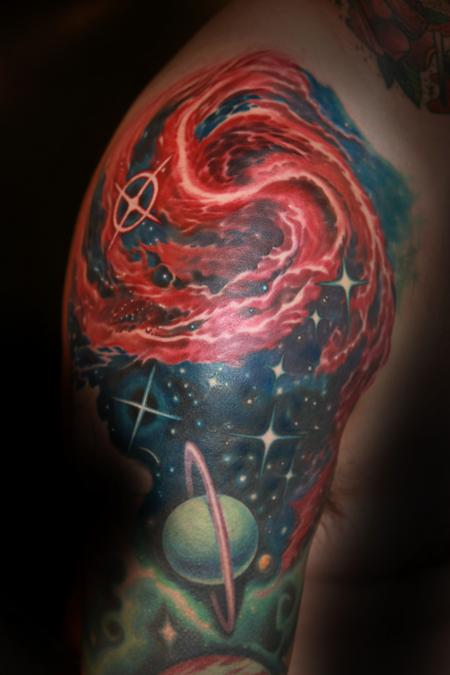Tattoos - Space - 104739