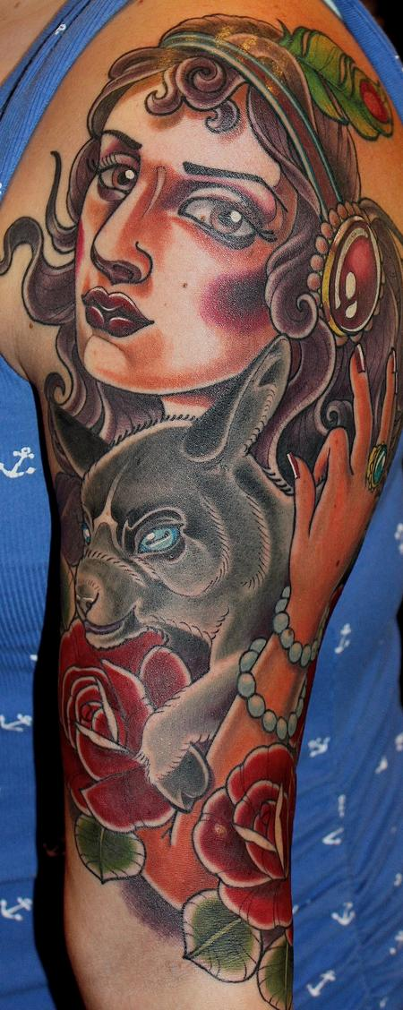 Tattoos - Animal Lover - 99951