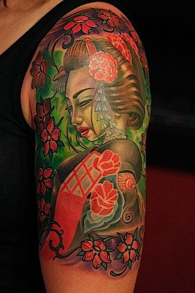 Tony Adamson - Geisha