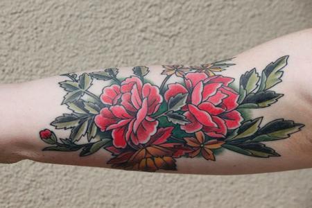 Tony Adamson - Flowers