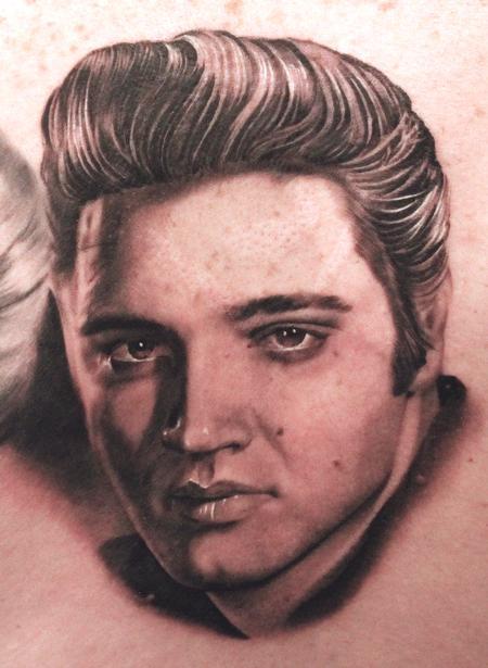 Tattoos - Elvis Presley - 99534