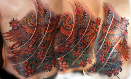 Tattoos - Phoenix Tattoo - 114605