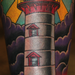 Tattoos - Lighthouse - 68520