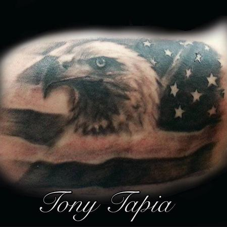 Tony Tapia - Bald Eagle