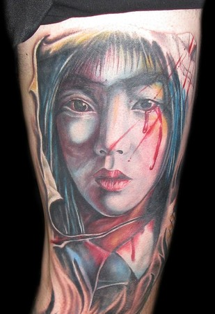 Tattoos - collaboration with tim orth - 38104