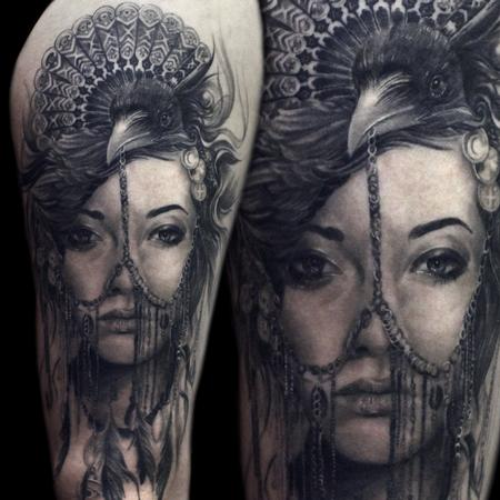 Tattoos - The Morrigan - 115443
