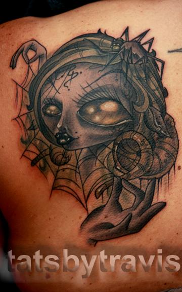 tatsbytravis travis litke sacred chao tattoos valparaiso indiana