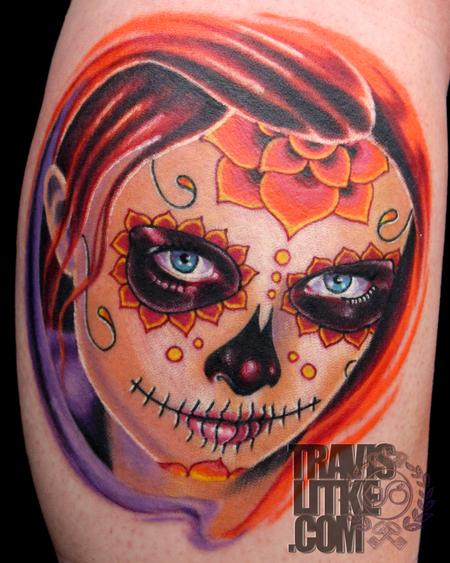 Travis Litke - Floral Day Of The Dead