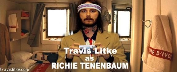 Richie Tenenbaum The Baumer Travis Litke - ...