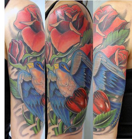 Tattoo Inspiration - Worlds Best Tattoos : Tattoos : Flower Rose