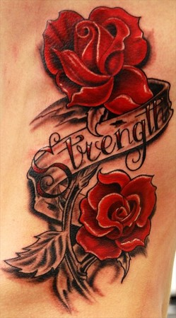 roses tattoos, pictures of Rose Tattoos, Black And White Rose Tattoos, Rose Tattoo Designs, Rose Flower Tattoos,