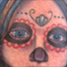 Tattoos - day of the dead girl - 30273