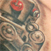 Tattoos - thinking bot - 33795