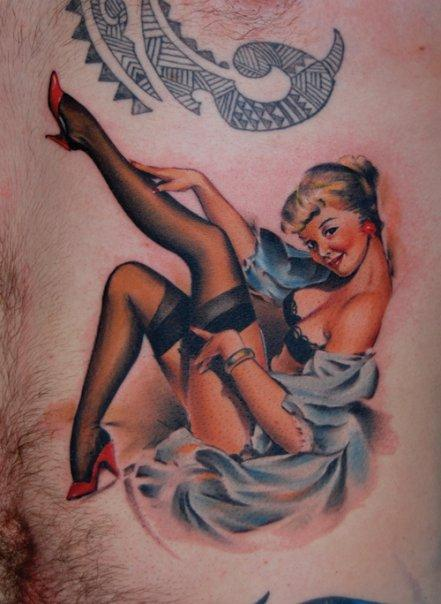 Bez - Pinup Tattoo