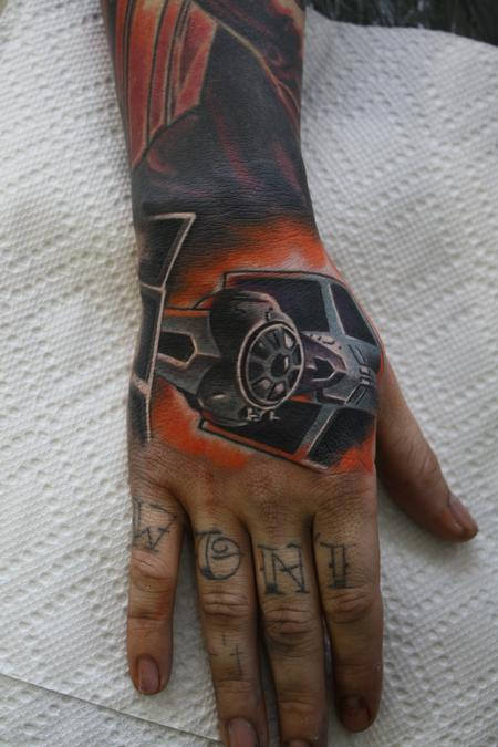 star wars tattoo Tattoo Design Thumbnail
