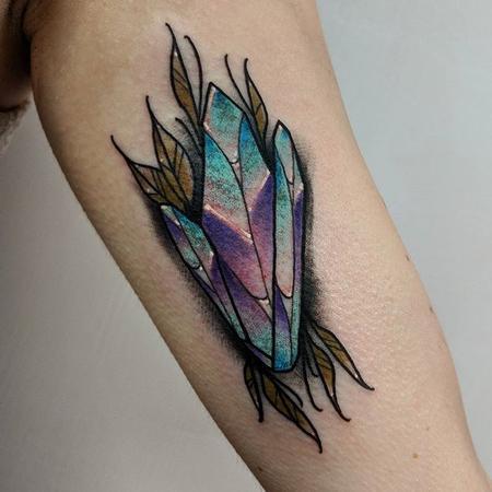Tattoos - Crystal tattoo - 133091