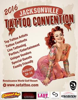 2016 jacksonville tattoo convention unify tattoo company for Best jacksonville tattoo artists