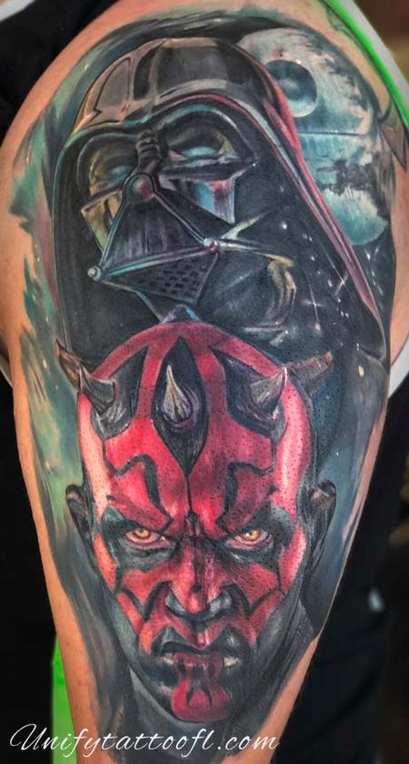 Tattoos - Sith Lords - 129398