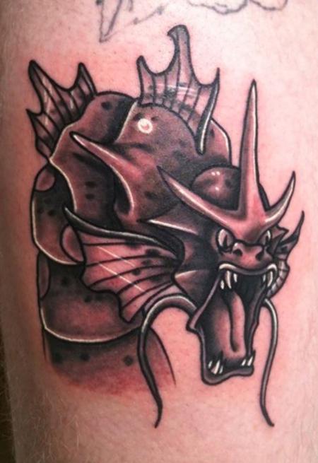 Tattoos - Gyarados - 123197