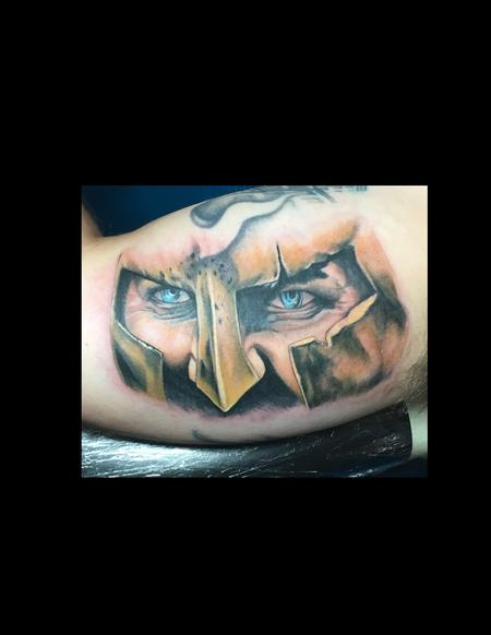 Jason M Tattoo - Leonitis 300