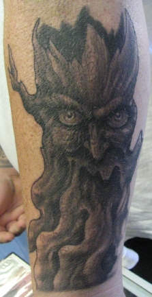 Tattoos - tree - 10674