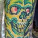Tattoos - Skull and Snake - 8598