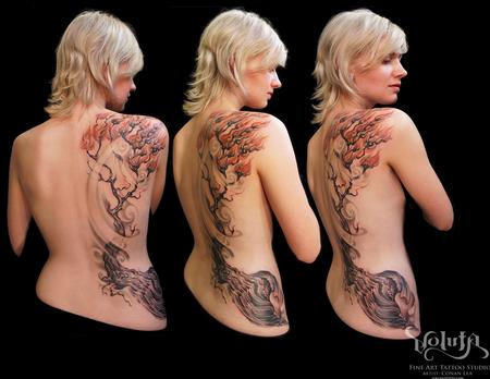 Tattoos - Earth Wind Fire Water Tattoo - 75878