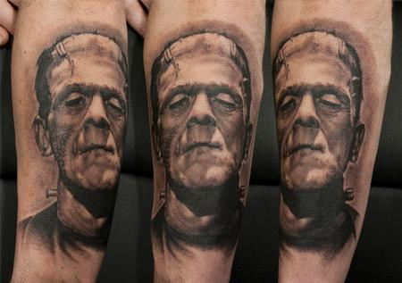 Tattoos - Frankenstein - 70539