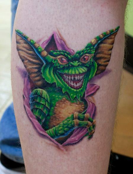 Tattoos - Gremlin - 78103