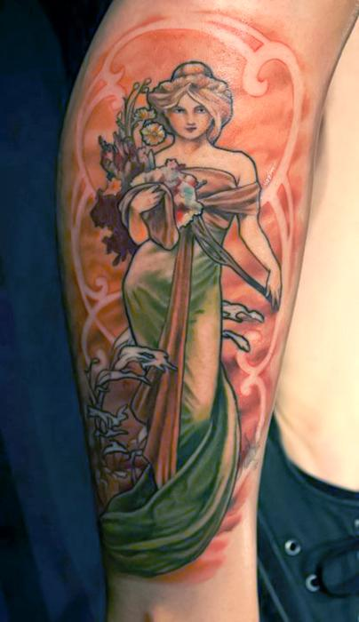 Tattoos - Mucha Tattoo - 64642