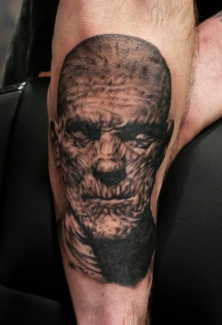 Tattoos - The Mummy - 73502