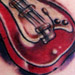 Tattoos - Vintage Guitars Tattoo - 19919